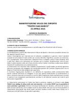 trofeo san marco 2015 - Diporto Velico Veneziano