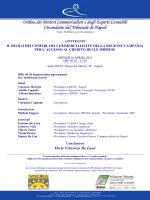 Ordine dei Dottori Commercialisti e degli Esperti