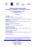 Locandina - Università degli studi di Pavia