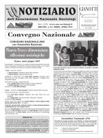 Convegno Nazionale ANS
