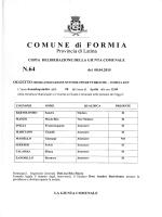 7 - Comune di Formia