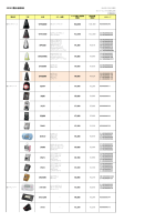 SEIKO製品価格表