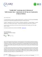 Clabo Spa_AIM IDay 2015 - AIM