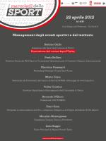 La locandina - Università degli Studi di Torino