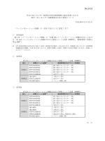 コージェネレーション設備の区分と発電ユニット品番(SOFC)