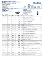 電気(汎用)中古品販売リスト 2015年3月号 290,000 1,580,000