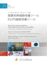 間葉系幹細胞培養ツール ES/iPS細胞培養ツール