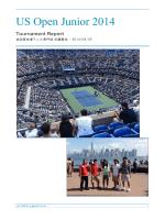 USオープンジュニア - 全国高体連テニス部