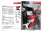 PDF製品カタログ_電気・機械設備用ガス式鋲打機GX120