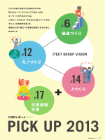 Download PICK UP 2013 PDFサイズ:4.5MB