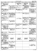 平成27年06月 学習予定表[PDFファイル]