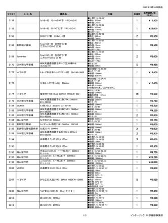 3152 ¥11500 3153 ¥25000 3155 ¥5500 ¥3500 ¥3000 ¥3950