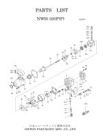 NWH-320P - 日本ニューマチック工業