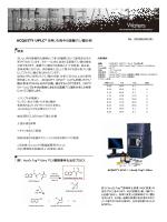 ACQUITY UPLC® を用いた肉中の遊離アミノ酸分析