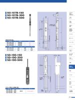 SO-107B-150 SO-107B-300 SO-107B-500 SD-190-150 SD-190-300