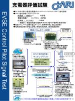 充電器評価試験 - 日本自動車研究所