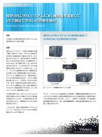 既存 HPLC/PDAシステムにMS検出器を追加して UVで検出