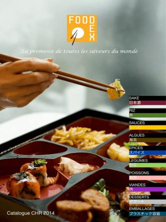 Catalogue japonais octobre2014