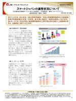 スマートジャパンの運用状況について