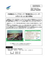 「開通記念」シリーズ - 内閣府 沖縄総合事務局