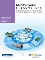 MI/O Extension シングルボードコンピュータ