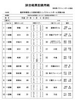 1日目 - 秋田県バスケットボール協会