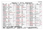 青森市営バス「 県庁前 」停留所時刻表