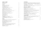 OYSTER BAR SHELLFISH - SEAFOOD LOBSTER NIGHT NIBBLES