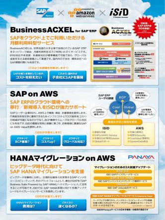 BusinessACXELfor SAP®ERP SAP on AWS