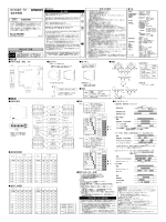 形 K8AB-TH 配線 機能