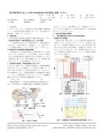 高圧噴射撹拌工法による格子状地盤改良の原位置施工実験(その2)