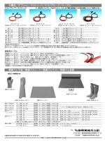 付属品/オプション/テストリード/テストプローブ/ケーブル