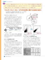 マルチパラメータレーダの利活用に関する技術の紹介