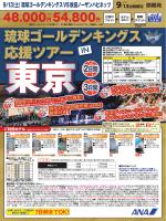 琉球ゴールデンキングス 応援ツアー
