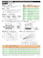 精密巻線仕様のアルミケース構造タイプ(RoHS対応品)