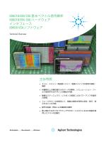 89601B/BN-200 基本ベクトル信号解析 89601B/BN
