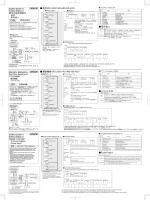通信機能(RS-232C・RS-485・RS-422) イベント入力Event input 通信