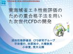 実海域省エネ性能評価のための重合格子法を用いた次世代CFDの開発