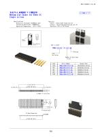 太めソケット,高電流デバイス測定用 Medium size Socket for Power IC