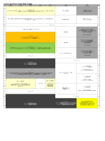 NATIONAL GEOGRAPHIC CHANNEL 番組表 3月(簡易版)
