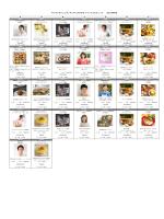 キッチンダイニング/キッチンスタジオ イベントスケジュール 2015年4月
