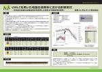 若鈴コンサルタンツ株式会社 UWLCをいた地盤応答解析における影響検討