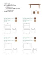 MC TABLE design : Ritzwell