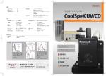 CoolSpeK UV/CD