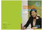 2015年2月3月コース コースカレンダー - Goethe
