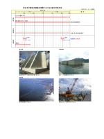 各港復旧工事の当面の作業予定(平成26年12月1日~平成27年1月