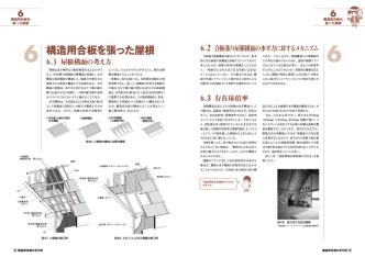 6 構造用合板を張った屋根