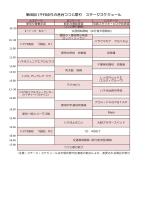 第9回八千代ゆりのき台つつじ祭り ステージスケジュール