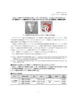 LED電球「ビーム電球形(E26口金)」LDR14L
