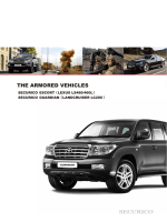 THE ARMORED VEHICLES